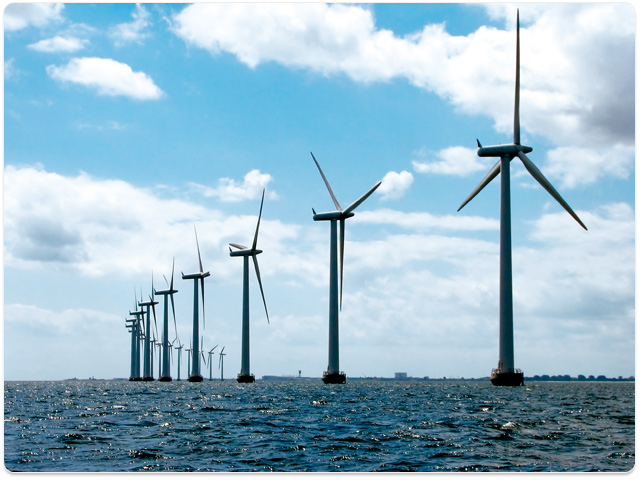 Service and Support - Wind Power